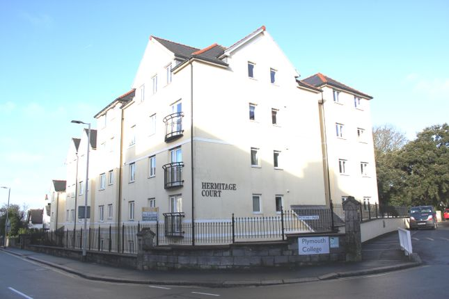 Thumbnail Flat for sale in Ford Park, Mutley, Plymouth