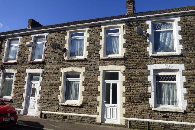 2 bed terraced house for sale in Eva Street, Melyn, Neath. SA11