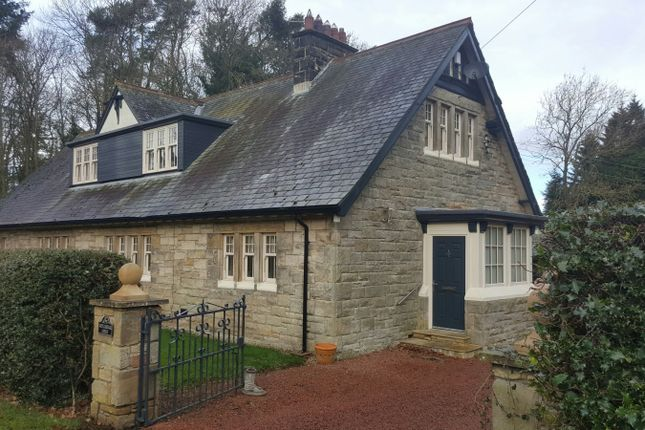 3 bed detached house to rent in Ghyllheugh, Longhorsley, Morpeth, Northumberland NE65