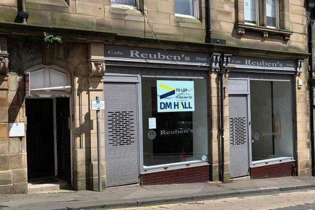 Thumbnail Retail premises to let in New Row, Dunfermline