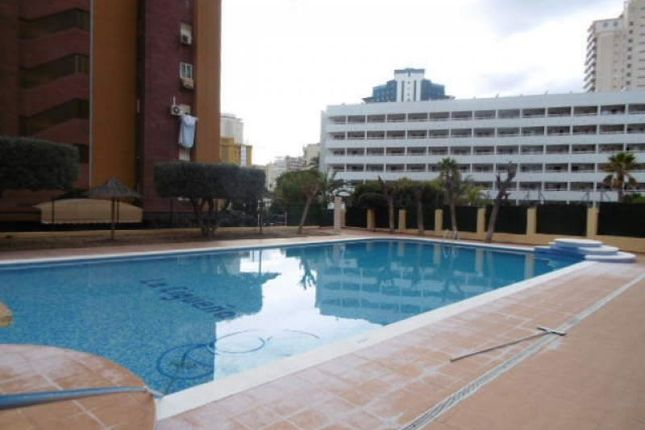 1 bed apartment for sale in Levante, Benidorm, Spain