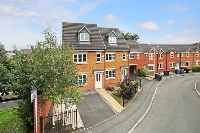 Thumbnail Terraced house for sale in Mariners Way, Irlam, Manchester