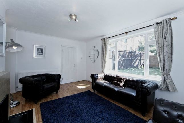 Thumbnail End terrace house to rent in Sandmere Road, London