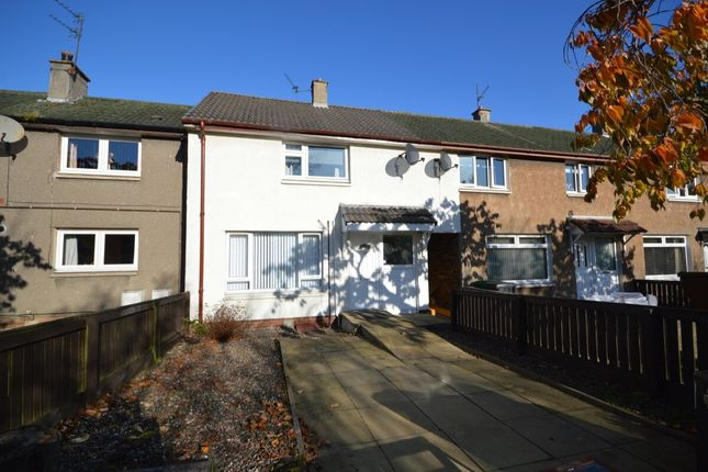 Thumbnail Terraced house to rent in Carlyle Road, Glenrothes