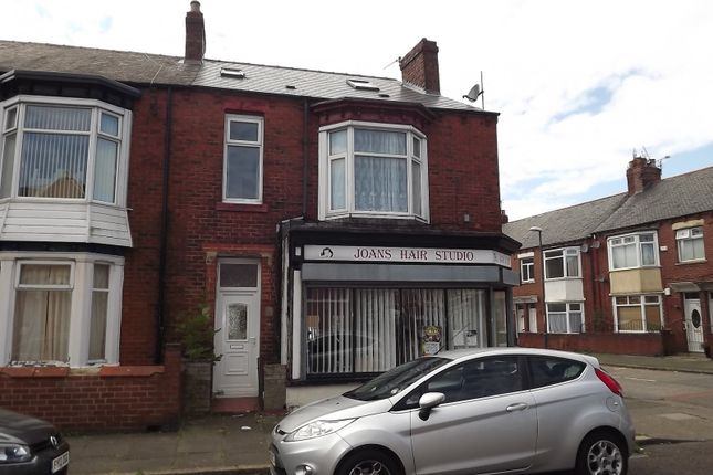 Thumbnail Maisonette for sale in Brownlow Road, South Shields