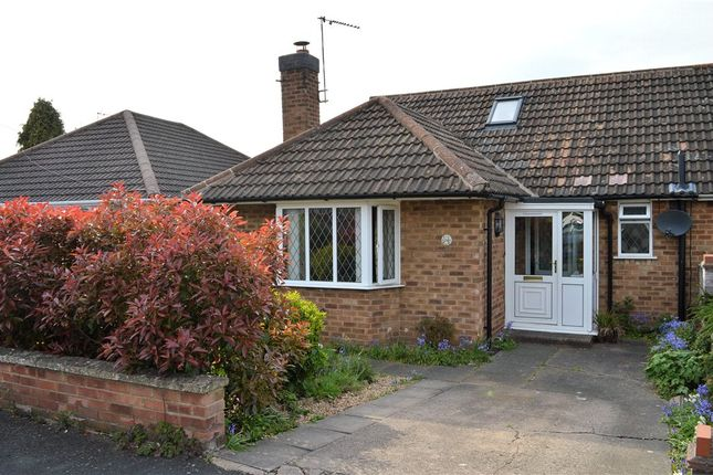 Thumbnail Semi-detached house for sale in Crawford Close, Cubbington, Leamington Spa, Warwickshire