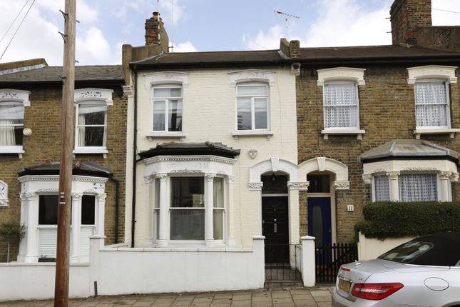 Thumbnail Terraced house to rent in Tonsley Street, Wandsworth