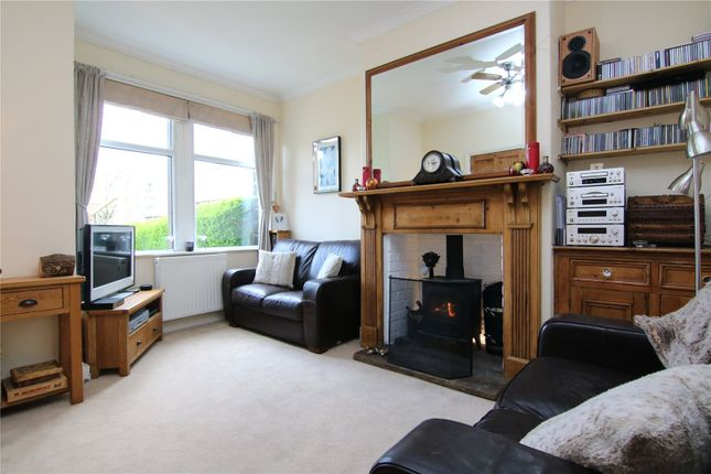 Thumbnail End terrace house for sale in The Bungalows, Glusburn