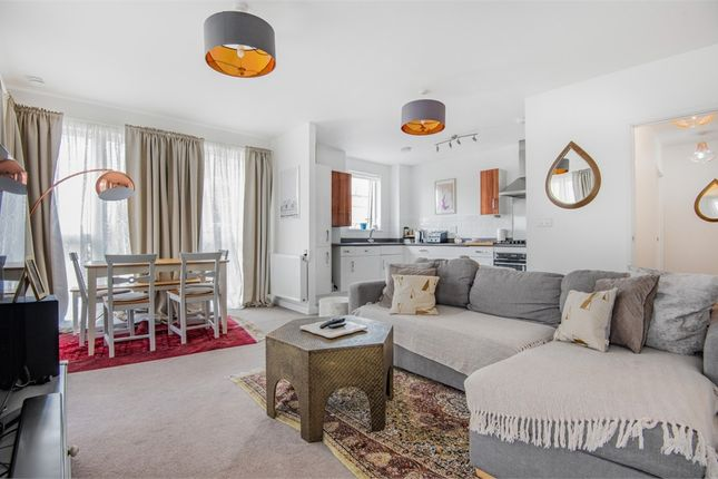 Thumbnail Flat for sale in Penny Fields House, Francis Harvey Way, London