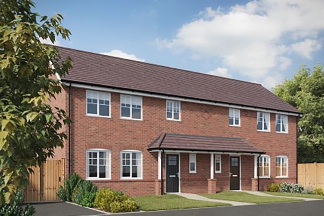 """3 bed semi-detached house for sale in """"The Whitehall"""" at Brookers Hill, Shinfield, Reading RG2"""