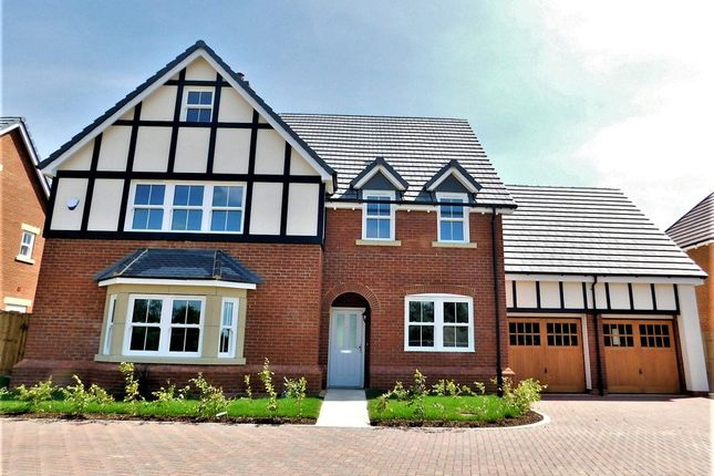 Thumbnail Detached house for sale in The Maple, Wrestlers Grove, Langford, Beds