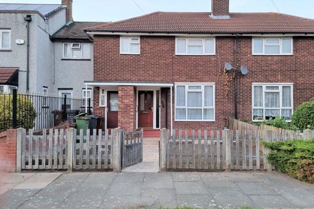Terraced house to rent in Sugden Way, Barking, Essex