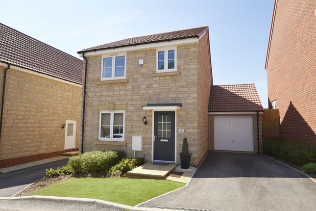 Thumbnail Detached house to rent in Voake Close, Midsomer Norton, Radstock