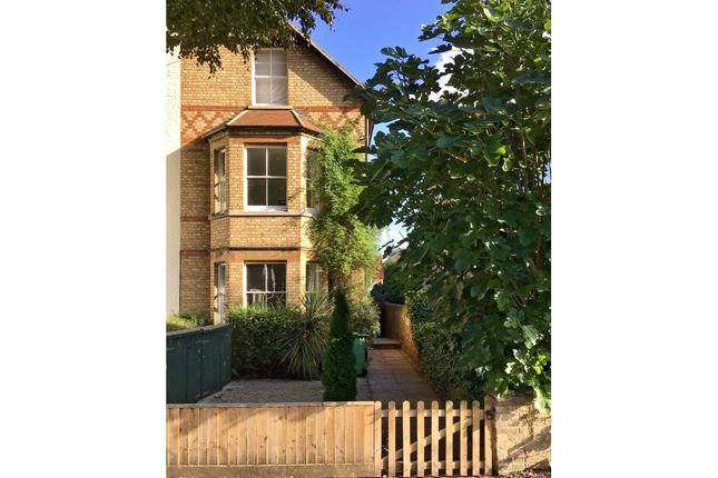 Thumbnail Semi-detached house for sale in Hernes Road, Oxford