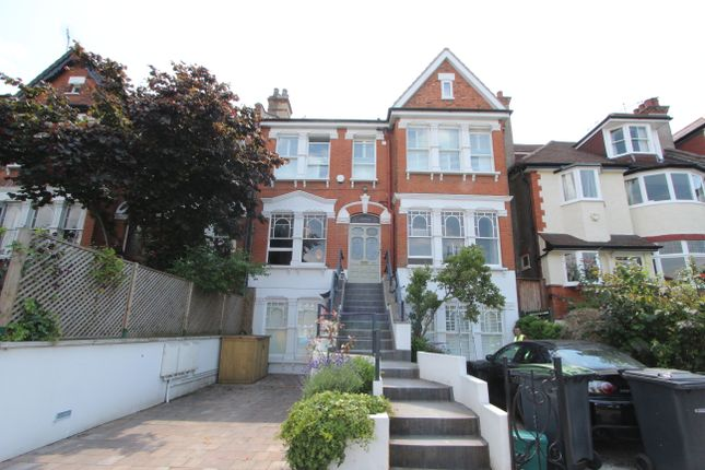 Thumbnail Flat to rent in Alexandra Park Road, London