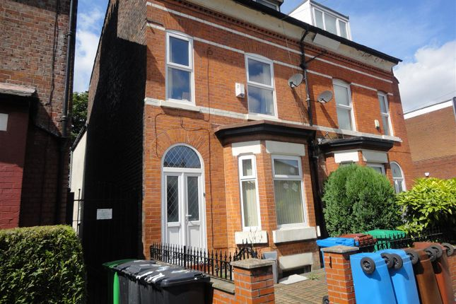 Thumbnail Terraced house to rent in Brundretts Road, Chorlton Cum Hardy, Manchester
