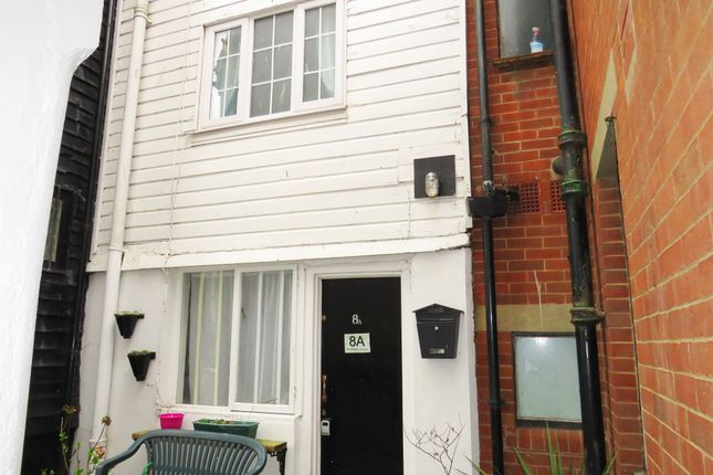 Thumbnail Cottage for sale in East Parade, Hastings