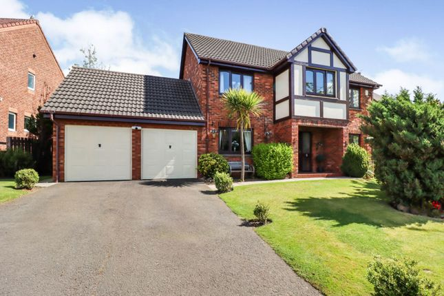 Thumbnail Detached house for sale in Breakers Way, Dalgety Bay
