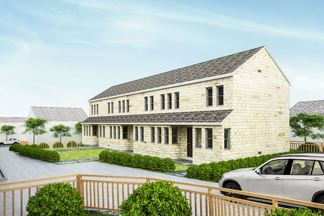 Thumbnail Town house for sale in Mitchell Mews, Clifton Road, Pudsey