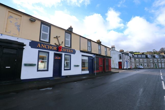 Thumbnail Leisure/hospitality for sale in Marine Road, Port Bannatyne, Isle Of Bute