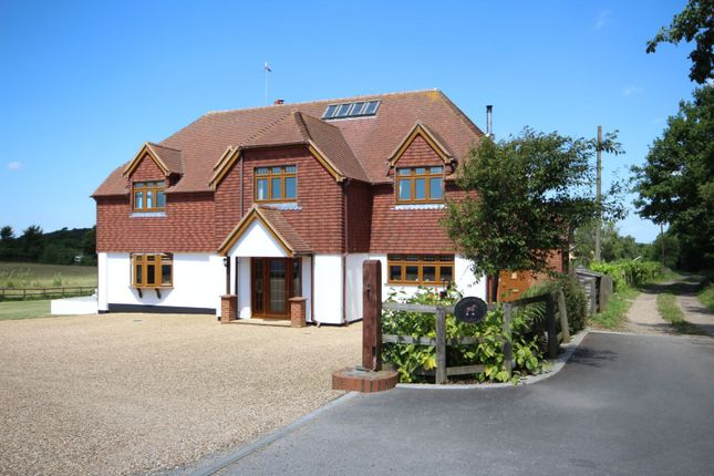 Thumbnail Country house for sale in Barnhall Road, Tolleshunt Knights