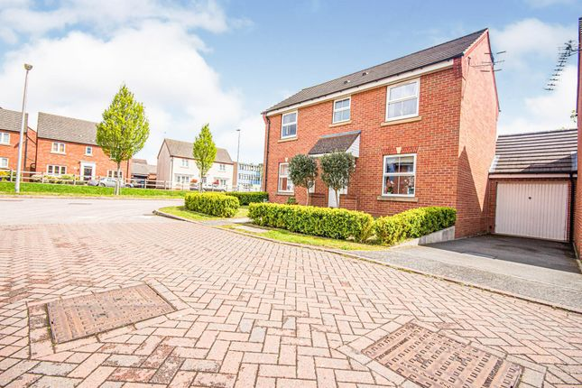 Thumbnail Detached house for sale in Croft Avenue, Rugby