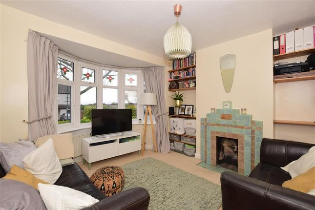 Thumbnail Semi-detached house for sale in Benhill Road, Sutton, Surrey