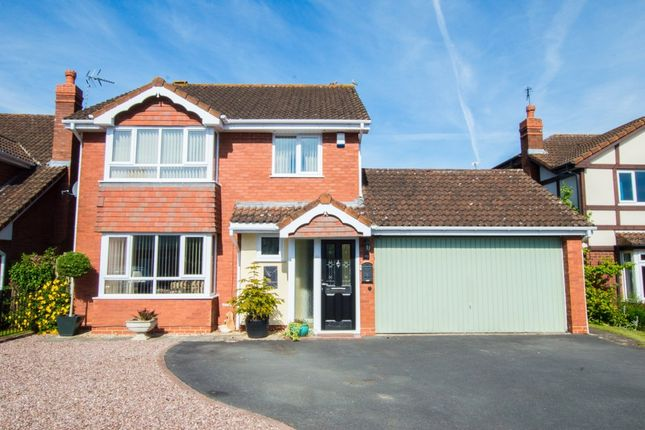 4 bed detached house to rent in Upton Close, Barnwood, Gloucester