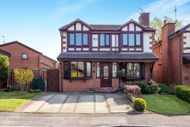 Thumbnail Detached house for sale in Daccamill Drive, Swinton, Manchester, Greater Manchester
