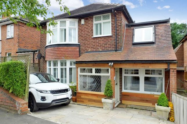 Thumbnail Detached house for sale in Old Park Road, Beauchief, Sheffield