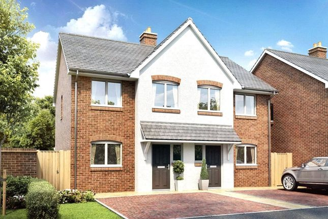 Thumbnail Semi-detached house for sale in Christine Way, Powick, Worcester, Worcestershire