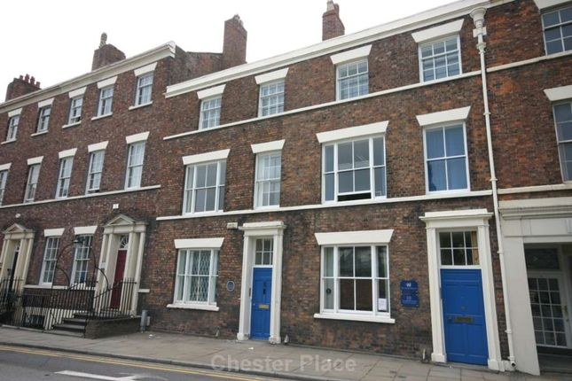 Thumbnail Flat to rent in Nicholas Street, Chester, Cheshire