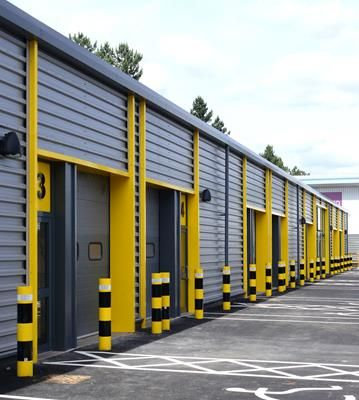 Thumbnail Light industrial to let in Unit B4, Ratio Park, Finepoint Way, Kidderminster, Worcestershire