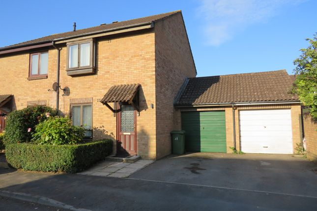 3 bed semi-detached house for sale in Beaconsfield Way, Frome