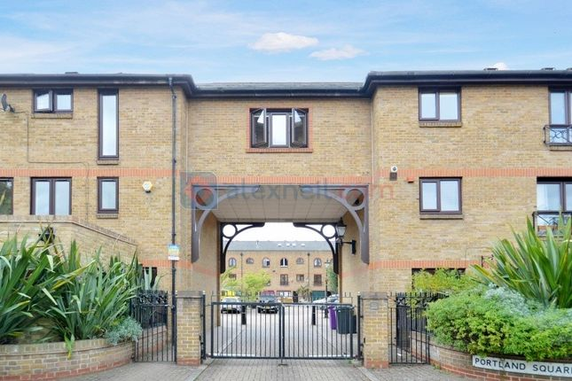 Thumbnail Town house for sale in Portland Square, London