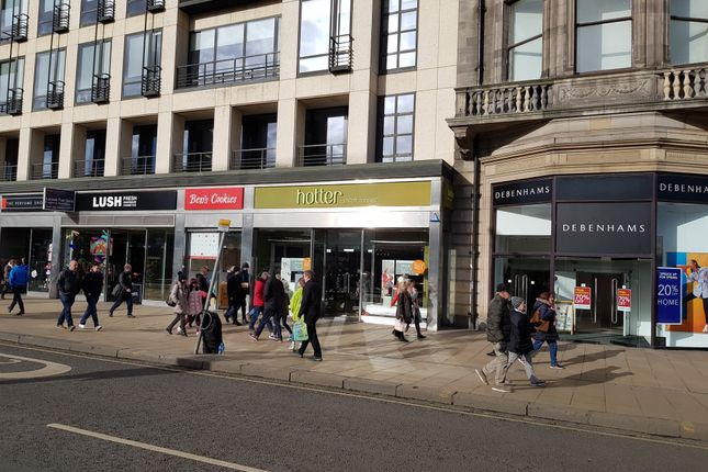 Thumbnail Retail premises to let in Princes Street, Edinburgh