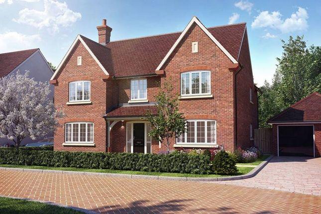 "Thumbnail Detached house for sale in ""Wren House"" at Dollicott, Haddenham, Aylesbury"