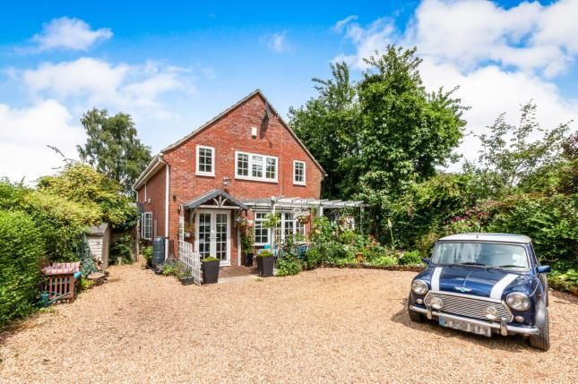 Thumbnail Detached house for sale in Newnham, Hook, Hampshire