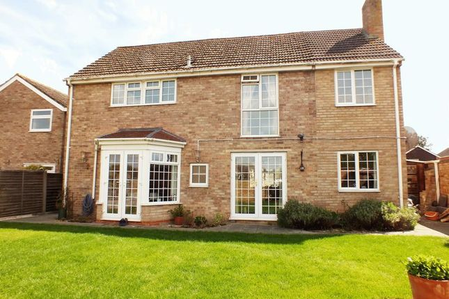 Thumbnail Detached house for sale in Benmead Road, Kidlington