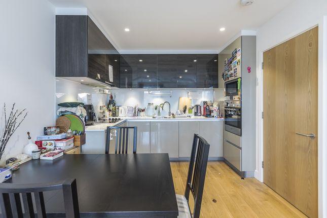 Kitchen of Rathbone Market, Barking Road, London E16