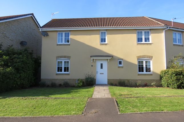 Thumbnail Semi-detached house for sale in Suran Y Gog, Barry
