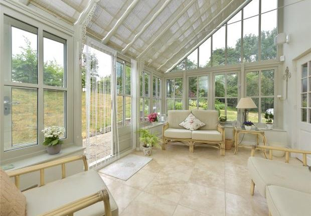 Conservatory of Callow End, Worcester, Worcestershire WR2