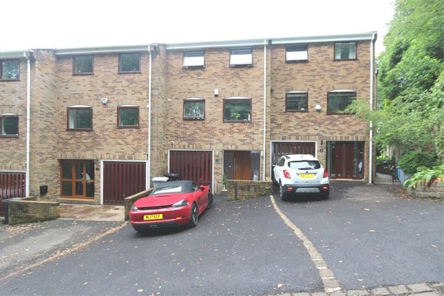 Thumbnail Terraced house to rent in Swiss Hill, Alderley Edge, Cheshire