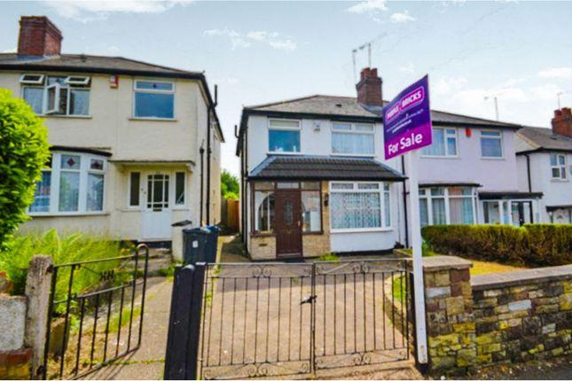 Thumbnail Semi-detached house for sale in Hunton Hill, Birmingham