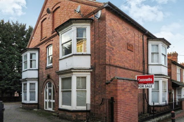 Thumbnail Flat for sale in Gotham Street, Off London Road, Leicester