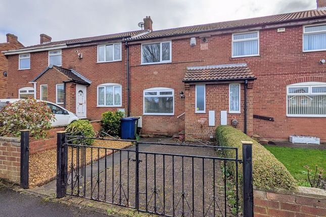 Thumbnail Terraced house to rent in Grangefields, Brotton, Saltburn-By-The-Sea