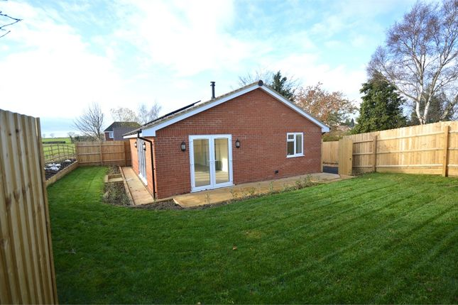 Thumbnail Detached bungalow for sale in Farndish Road, Irchester, Northamptonshire
