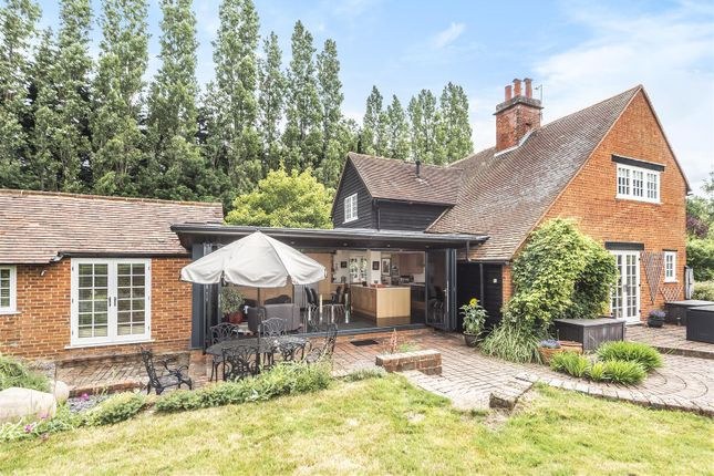 Thumbnail Detached house for sale in Long Reach, Ockham, Woking