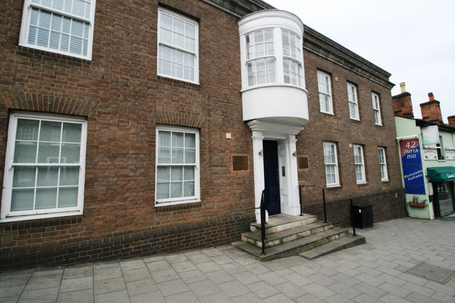 Thumbnail Flat to rent in North Hill, Colchester