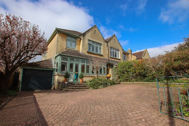 Thumbnail Semi-detached house for sale in Southstoke Road, Combe Down, Bath